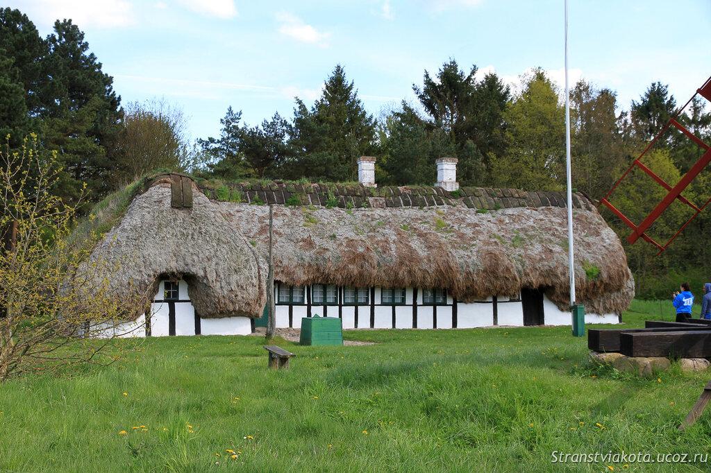 Дания, Сельский музей под открытым небом