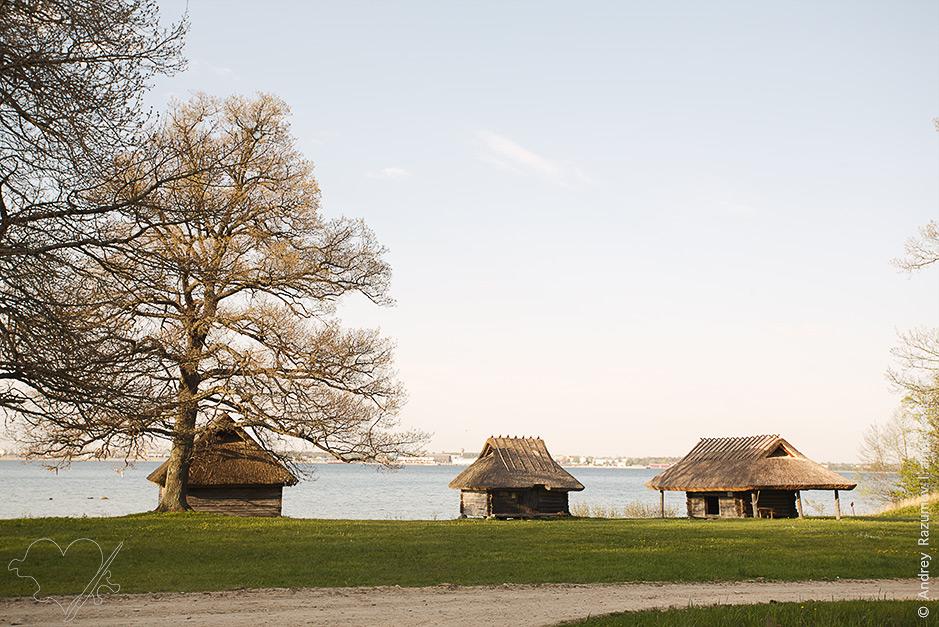 Эстонский музей под открытым небом Рока-аль-Маре
