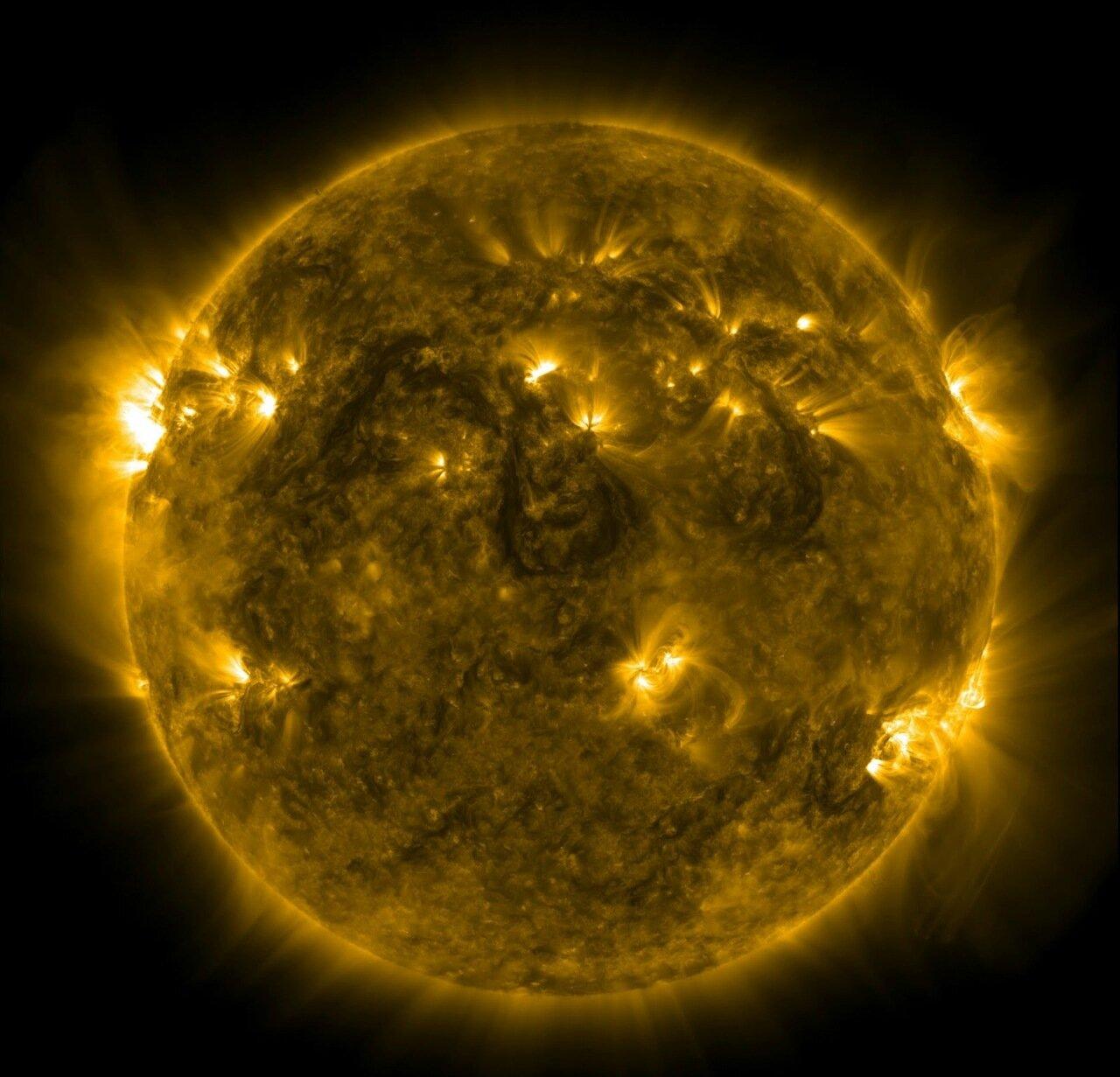 nasa sun images - HD1280×1231