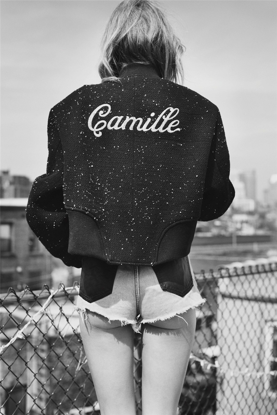 Камиль Роу / Camille Rowe by Guy Aroch