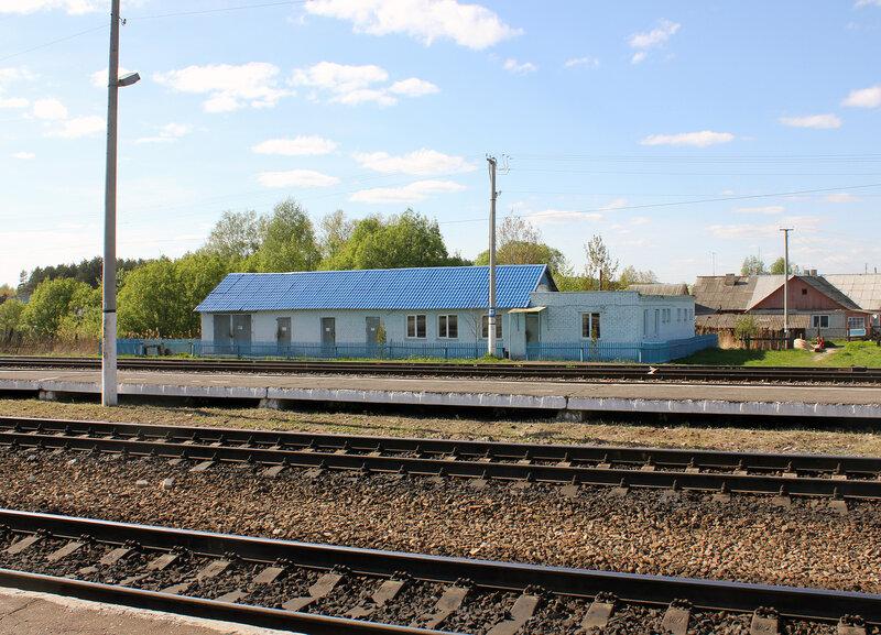 Станция Карачев