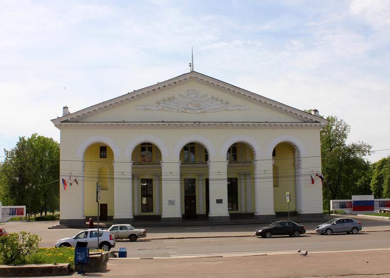 Дворец культуры железнодорожников