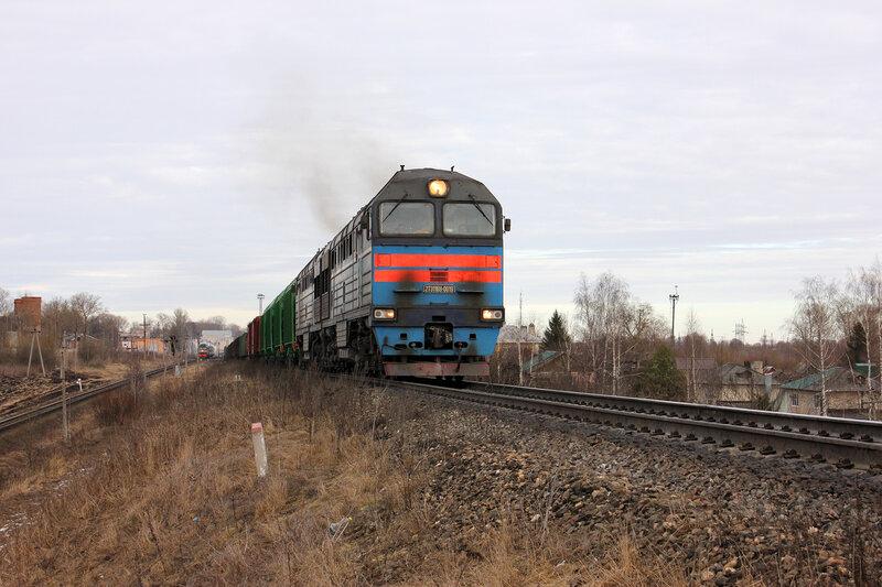 2ТЭ116у-0019