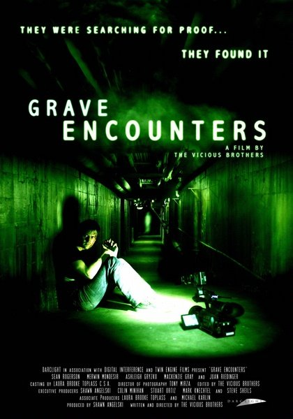 Искатели могил / Grave Encounters (2011) BDRip 720p + DVD5 + HDRip