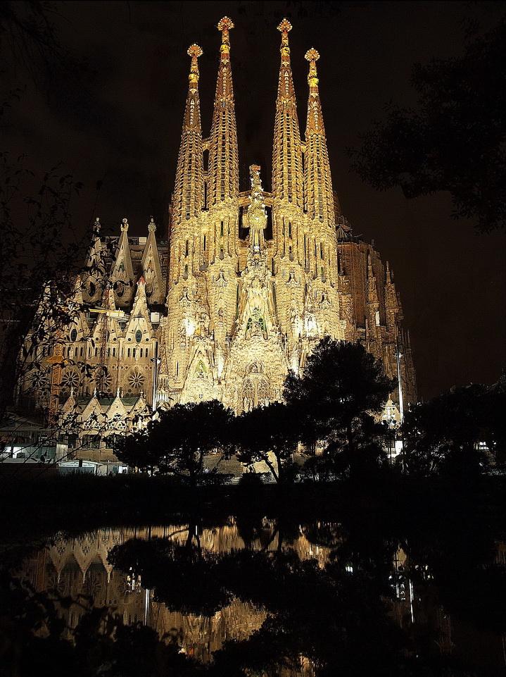 2009 - Sagrada Familia