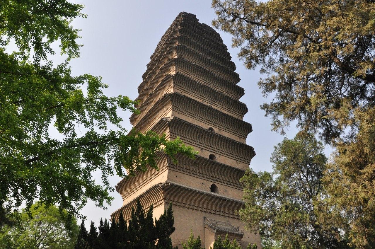 Пагода Малого Гуся
