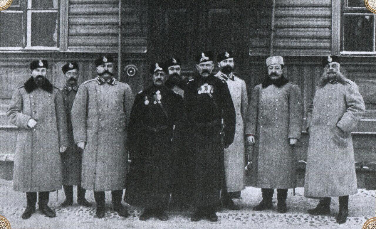 Личный состав жандармского отделения, Натальевский переулок