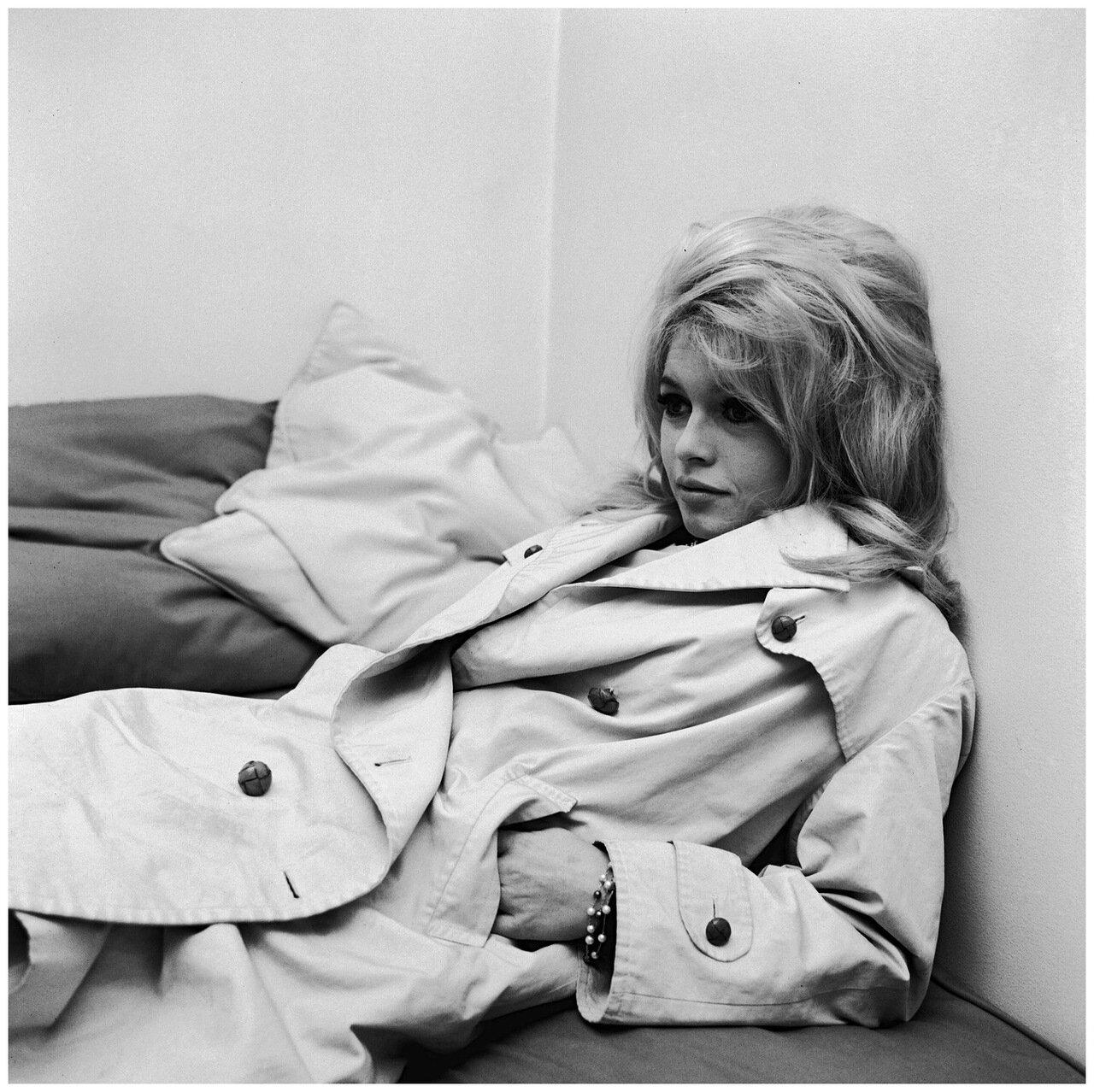 1963. Бриджит Бардо