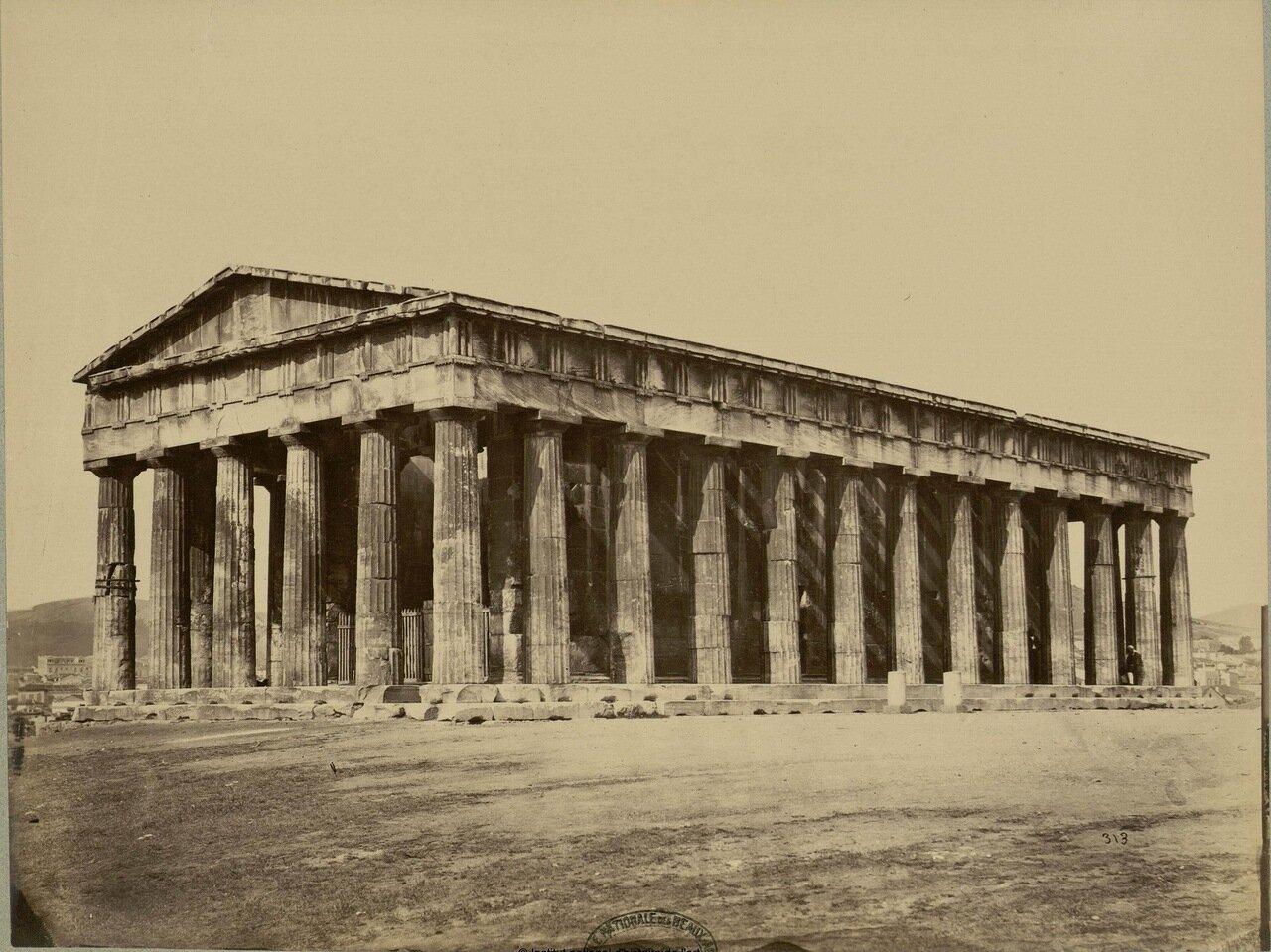 45. Храм Тезея