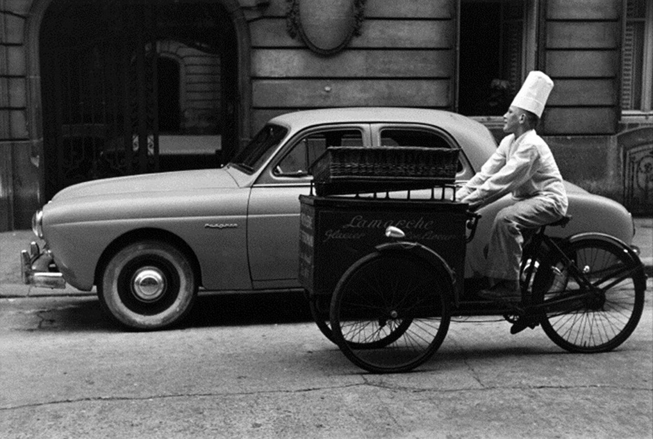1954. Париж, XVII округ