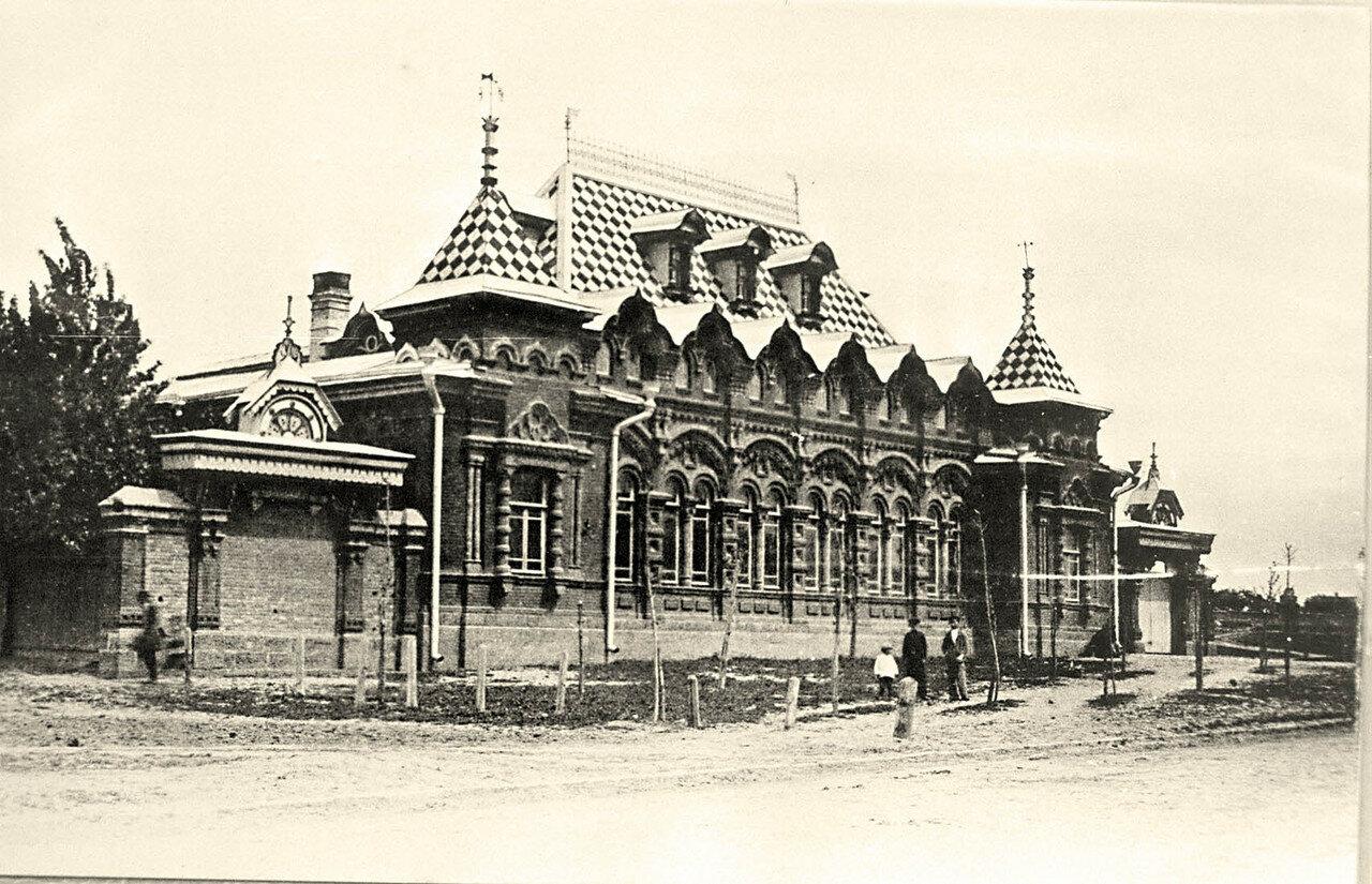 Училище имени Токарева