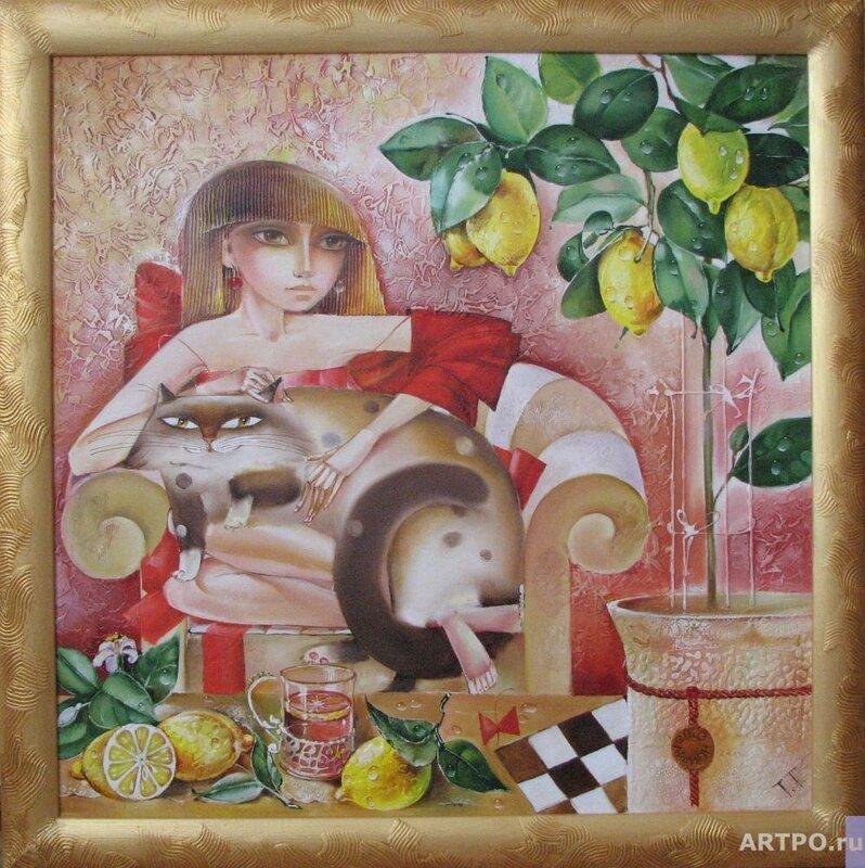 Художник Татьяна Тормина