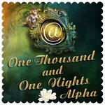 Scrap set One Thousand And One Nights