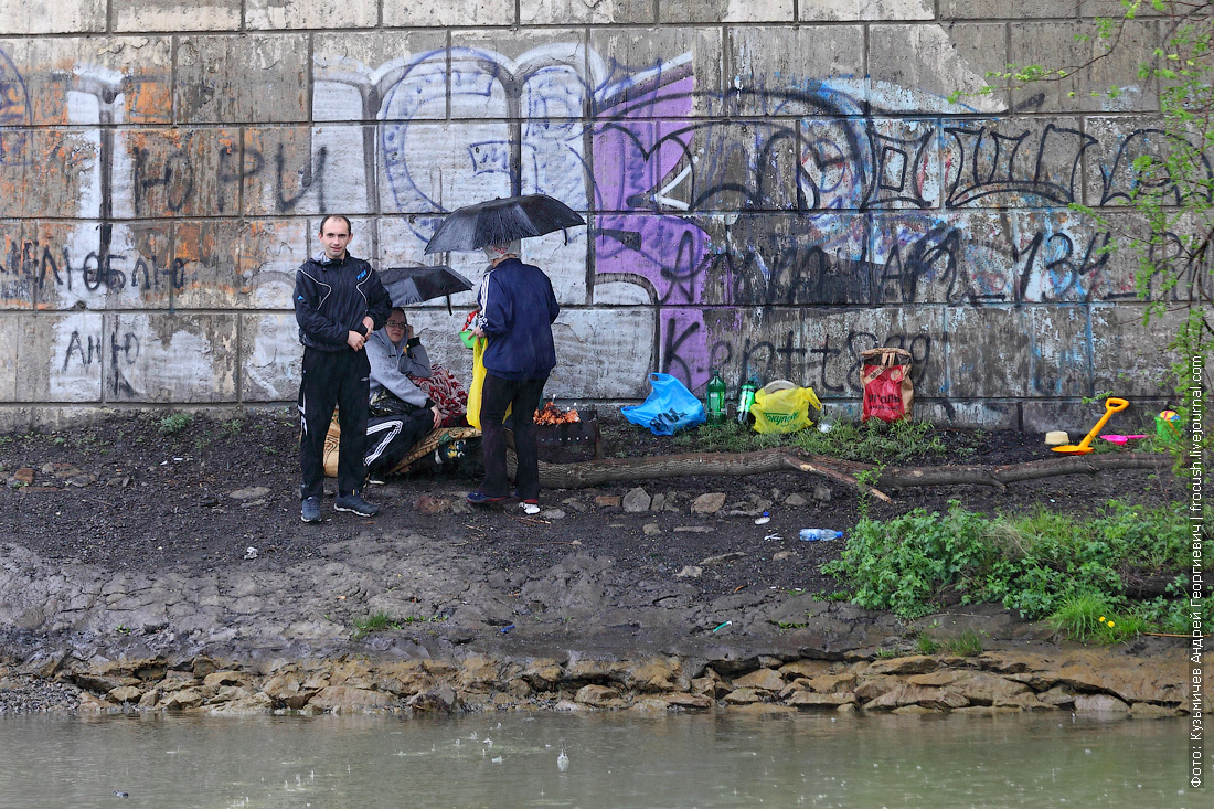 шашлык на берегу волго донского канала