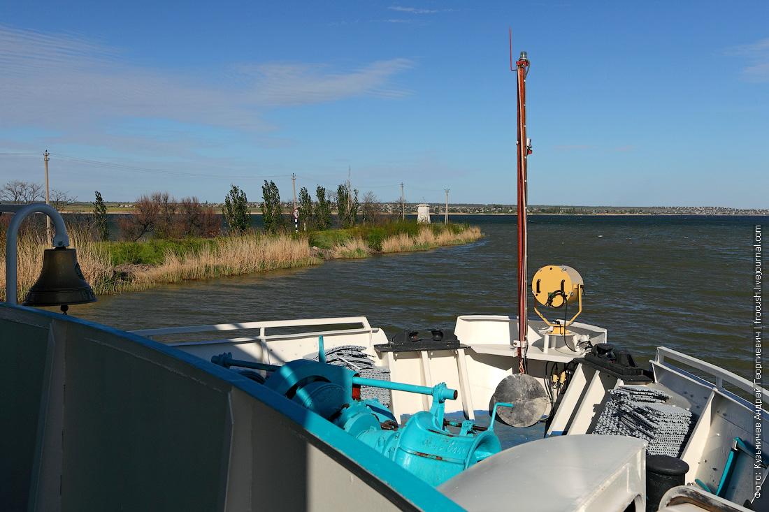 Береславское водохранилище