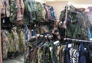 Специальная одежда для настоящих охотников и рыболовов