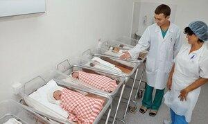 В Молдове смертность превышает рождаемость