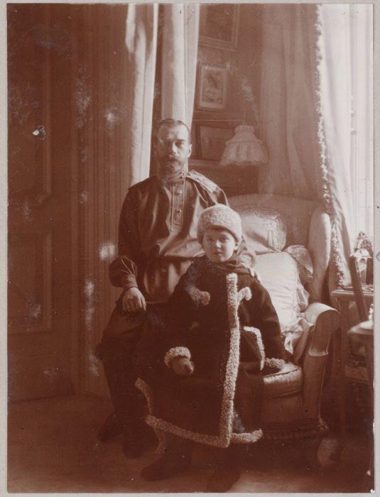 Последний царь и его семья