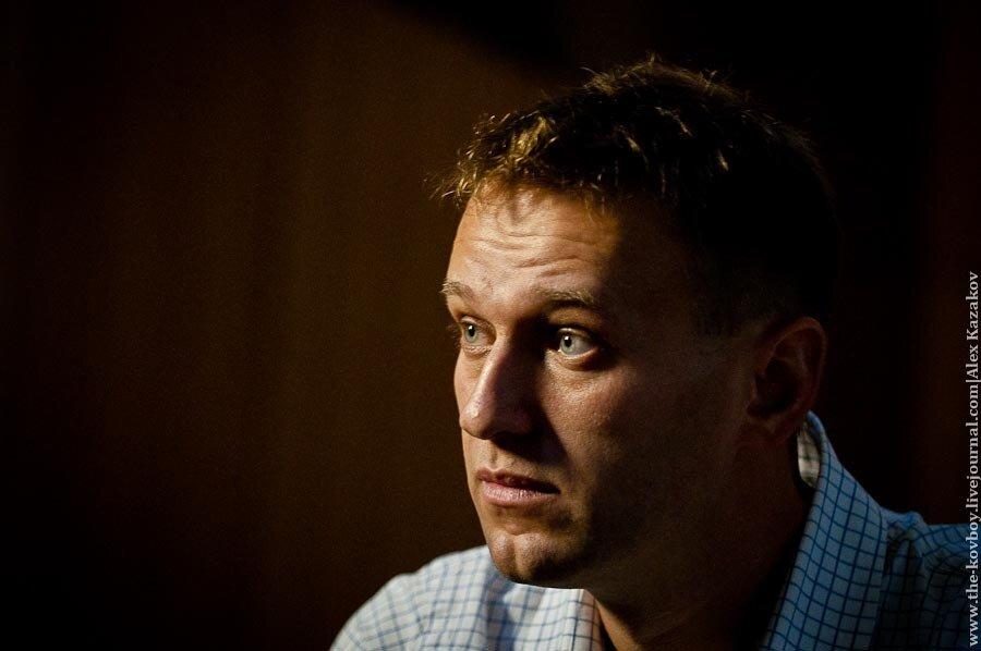 Нервное расстройство А.А. Навального