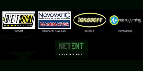 Производители игровых автоматов - азартная игра титанов