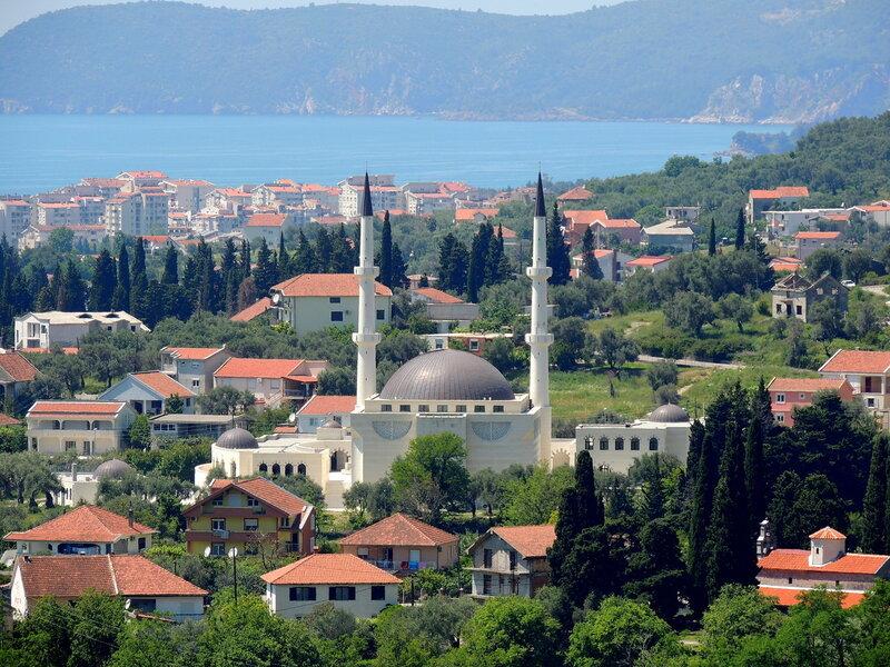 мечеть Селимия, Старый Бар