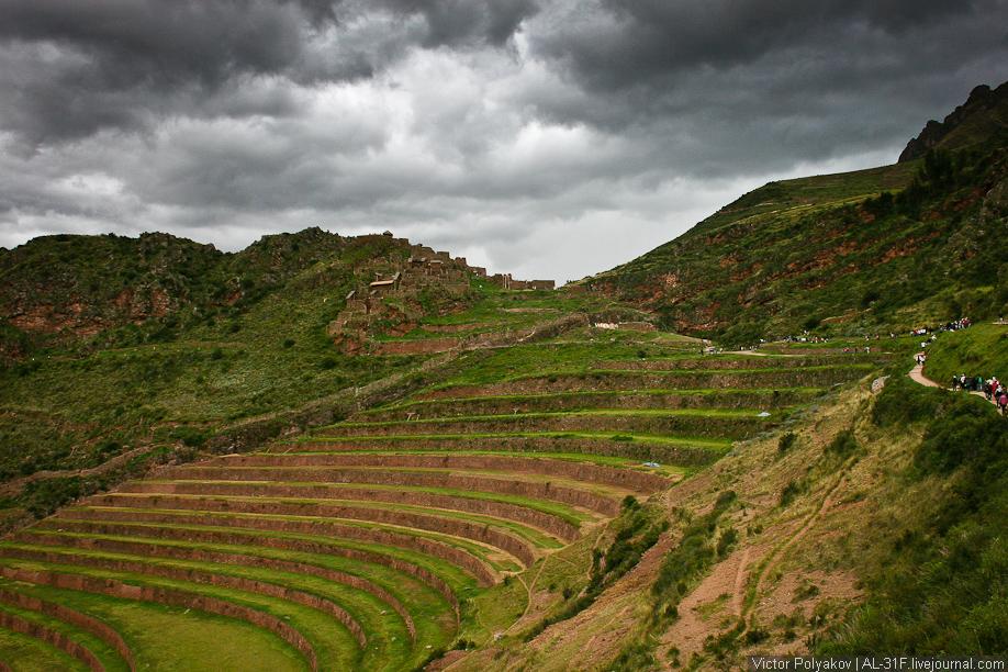 Писак. Священная долина инков. Pisac