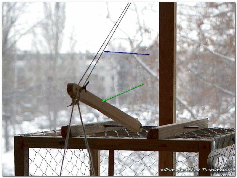 Ловушка для птиц