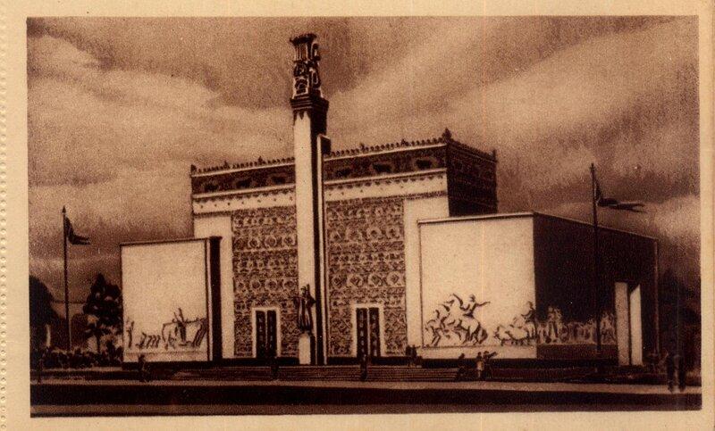 ВСХВ 1940. Павильон Казахской ССР.jpg