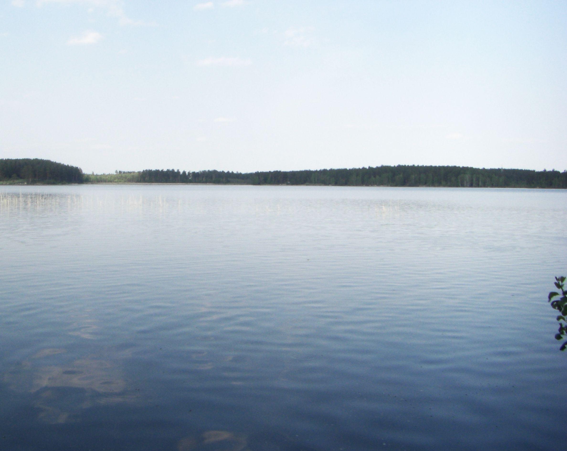 Озеро Сугомак (04.06.2014)
