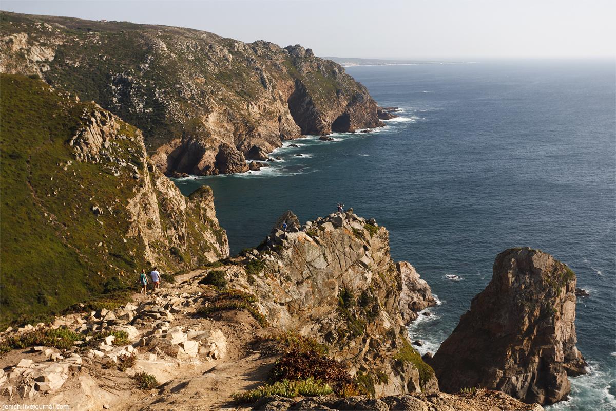 фото, фотография, Португалия, мыс рока, крайняя точка Европы, Cabo da Roca