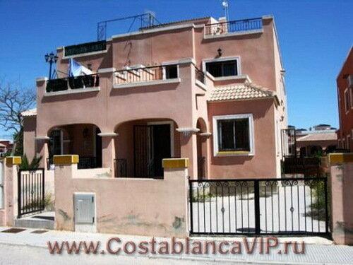 Дом в Montesinos, дом а Лос Монтесиносе, дом в Испании, вилла в Испании, недвижимость от банков, дом от банков, Коста Бланка, CostablancaVIP