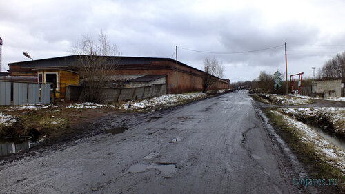 Фото города Инта №6774  Промышленная 21 и Дзержинского 1 (бывший ДОЗ) 23.05.2014_15:27