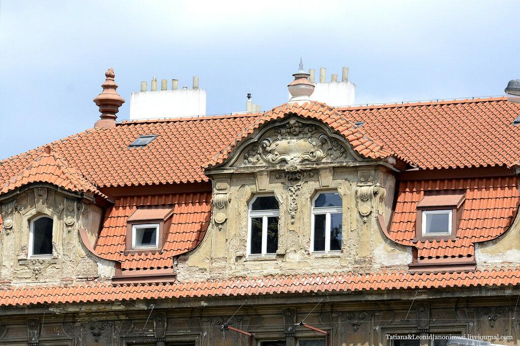 Окна Праги