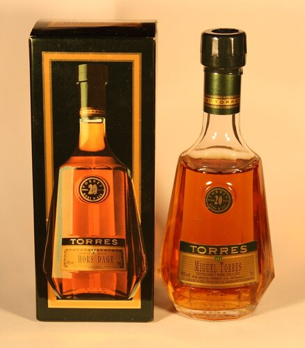 Бренди Torres 20 Miguel Torres Imperial Brandy Hors Dage