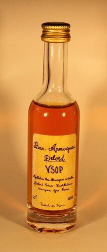 Арманьяк Bas Armagnac Delord VSOP Appellation Armagnac Controlee