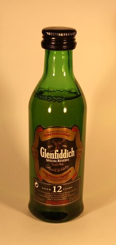 Виски Glenfiddich Special Reserve Pure Single Malt Aged 12 Years
