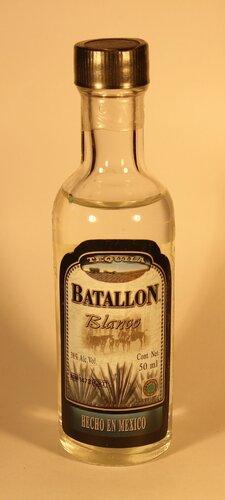 Текила Tequila Batallon Blanco