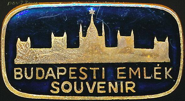Budapesti Emlek Souvenir