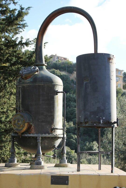 Эз. Парфюмерная фабрика Фаргонар (Parfumerie Fragonard)
