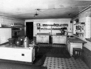 Кухня в особняке И.Д.Бонштедта.