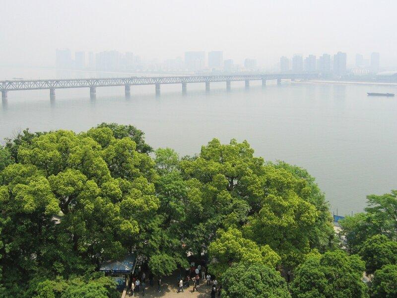 Мост через реку Цяньтан, Ханчжоу