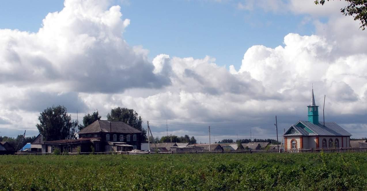 Деревня Тат-Чодраял, Свободные ключи