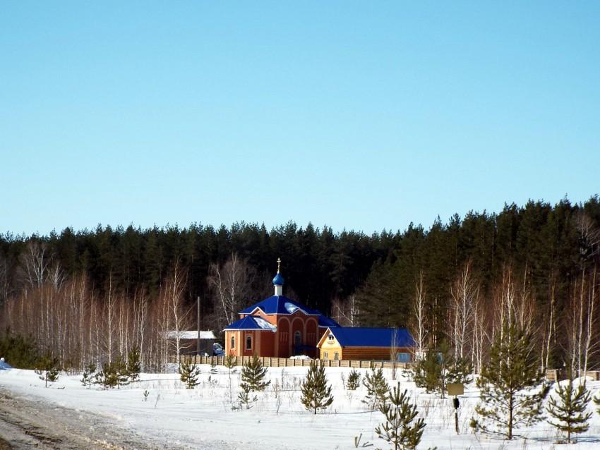 Церкви, соборы и часовни Бугульмы