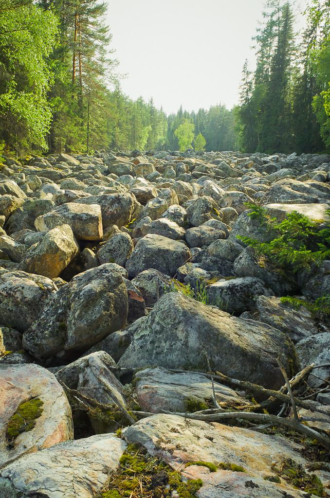 6. Каменная река (курумник) в окрестностях города Белорецк в Башкирии. Походы выходного дня. Как добраться
