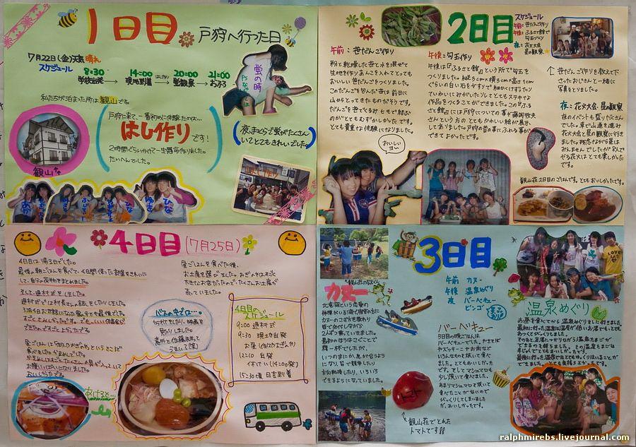 Япония: Немного подробностей о японской школе