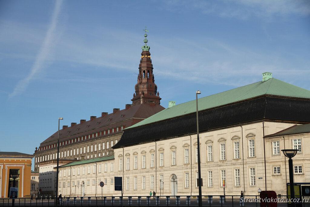 Прогулка по улочкам Копенгагена