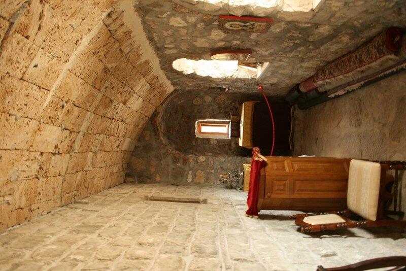 Остров Бешка. Церковь Святого Георгия