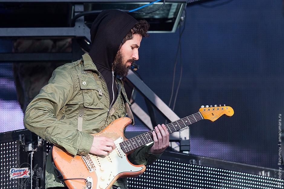 Linkin Park в Санкт-Петербурге