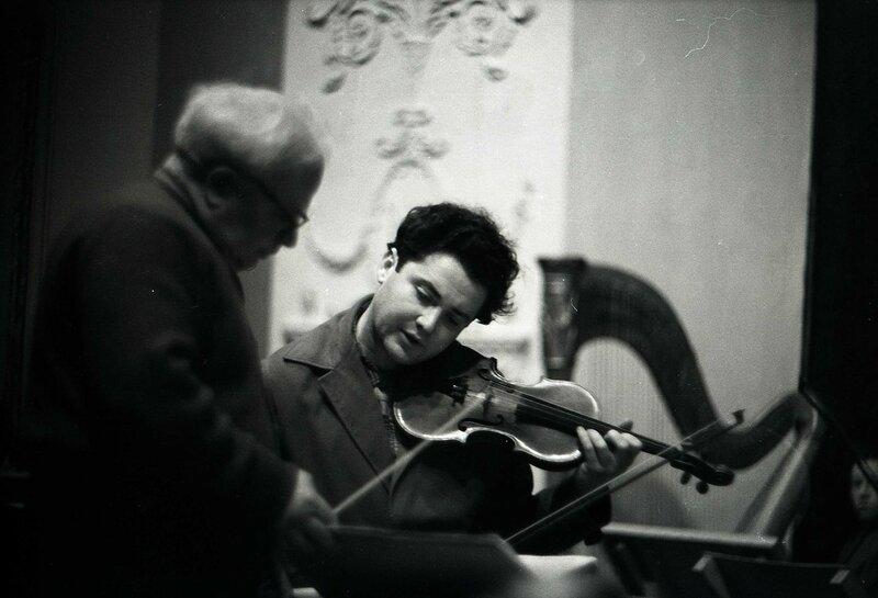 Виртуозы скрипки 1957-1963