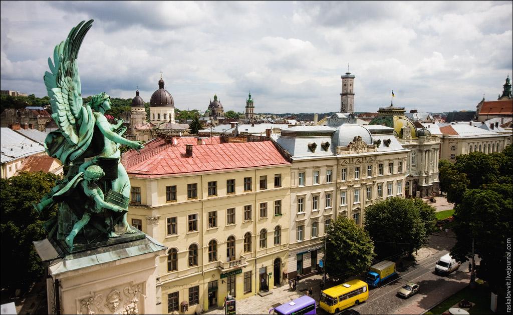 Фотографии Львова